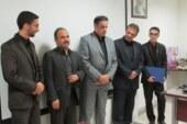 تودیع و معارفه مسئول پایگاه شهید موسوی دانشکده پرستاری
