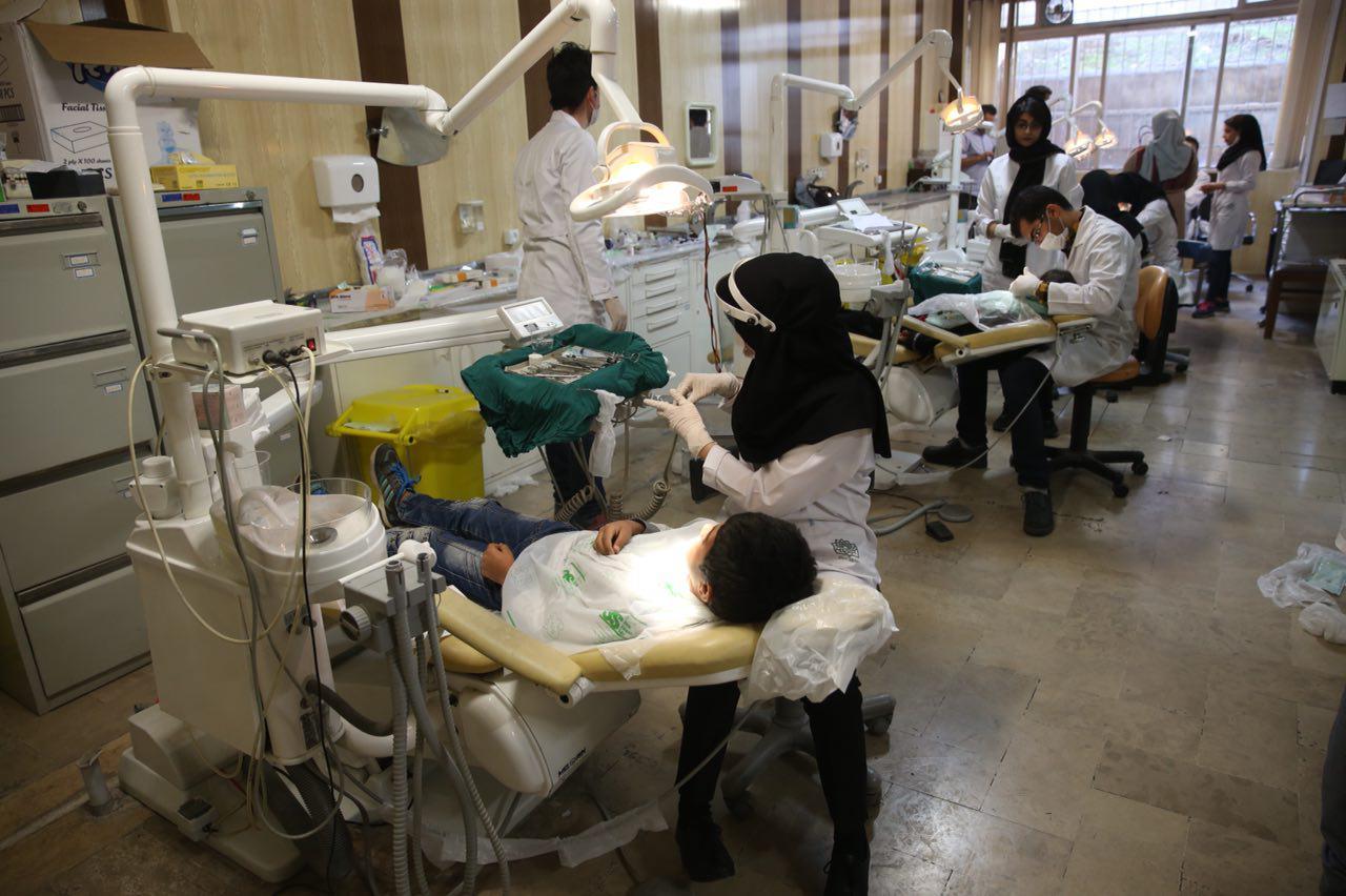 گزارش هفتمین حرکت جهادی داخل تهران